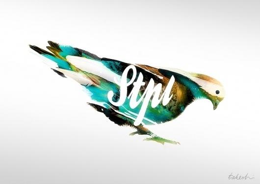 Stillontherun #illustration #apparel #art #staple