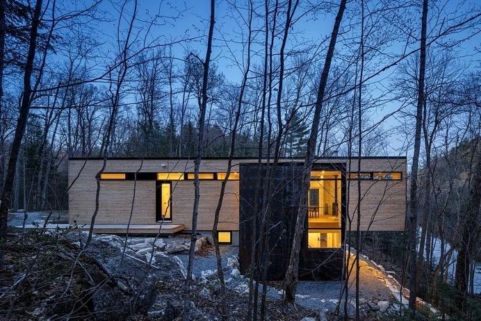 Val Des Monts Retreat by Christopher Simmonds Architect 11