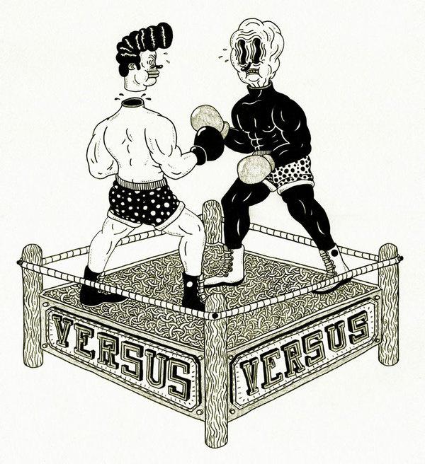Bene Rohlmann   A R T N A U #boxing