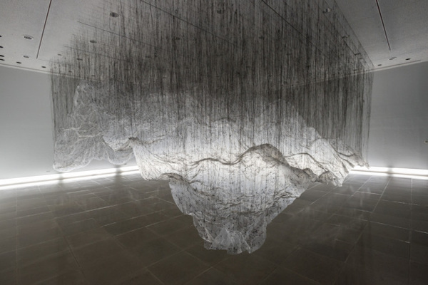 Reverse of Volume RG by Onishi Yasuaki #design #paper #art #installation