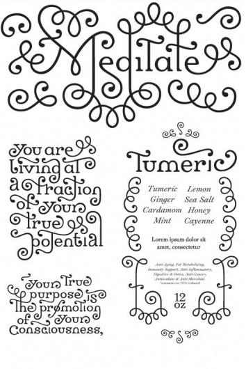 CUSTOM LETTERS, BEST OF 2010, DAY 1 — LetterCult #sharp #lettering #logo #lettercult #type #lucas