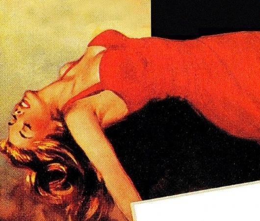 Dark Roasted Blend: Love & Romance (Vintage and Funny Pics) #illustration #love #romance