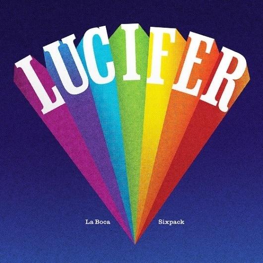 Lucifer Sixpack – La Boca – Illustrators & Artists Agents – Début Art #666 #satan