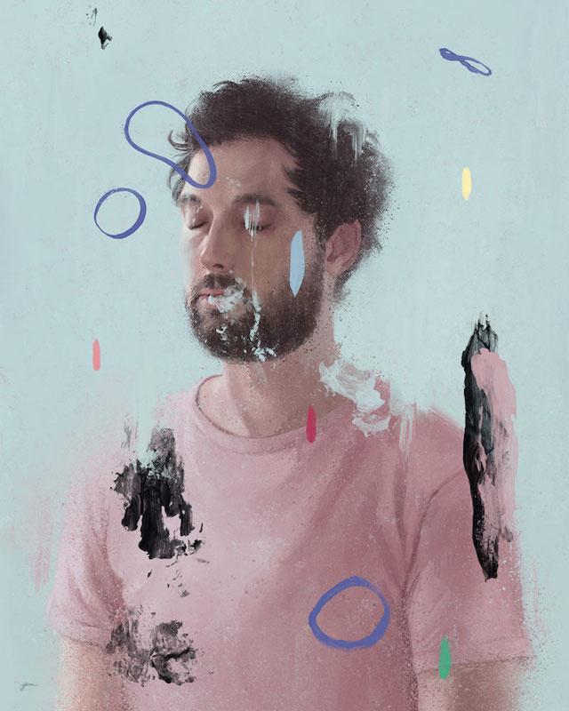 Digital Paintings by Valentin Fischer