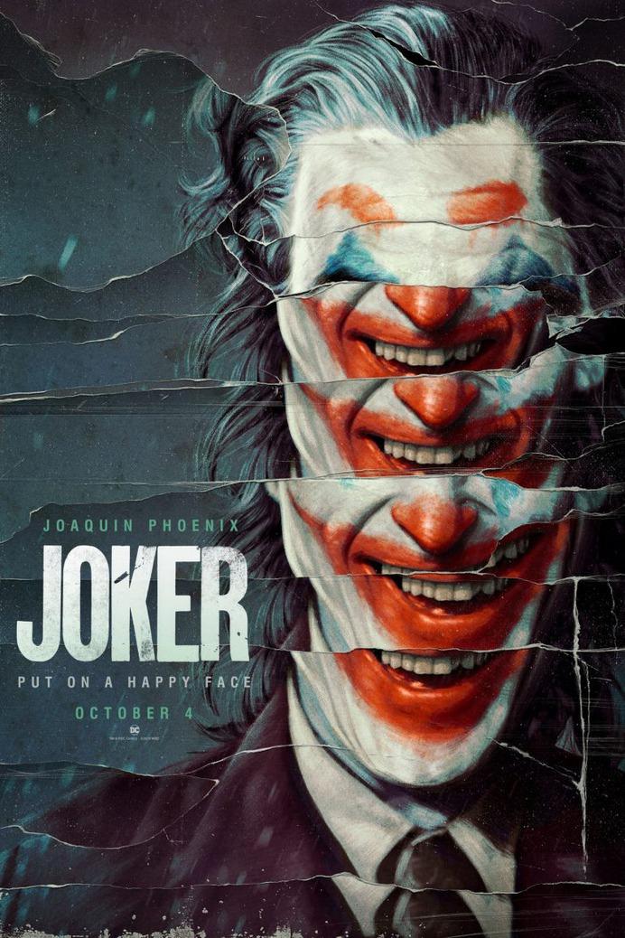 Joker by Jack Gregory