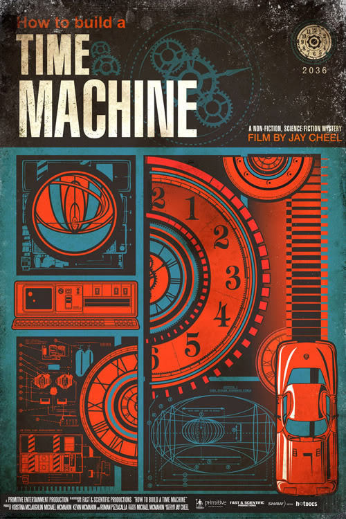 Jesse Philips #time #machine #poster #film