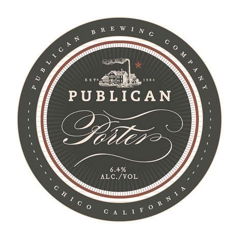 Publican Brewing Company Coaster #beer #coaster