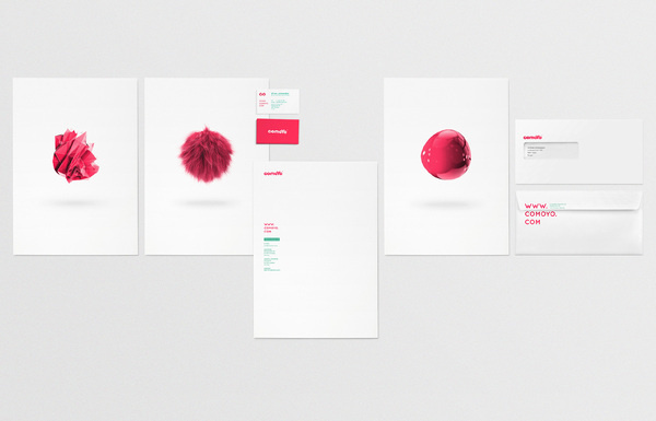Bleed #stationary #arranging #branding