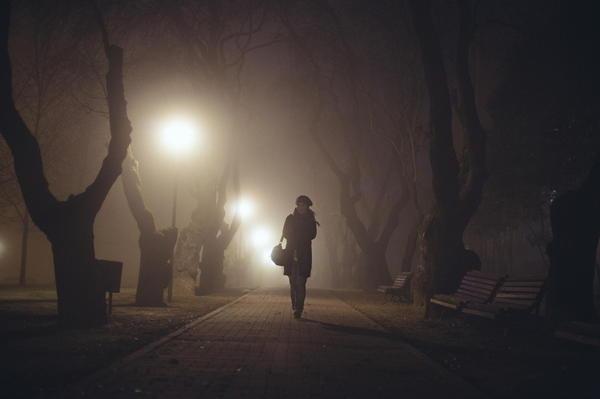 Winter Night #night #winter