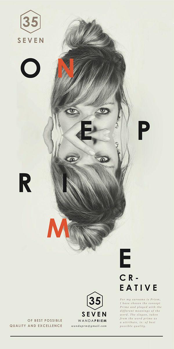 Self promotion { Graphic Designer }