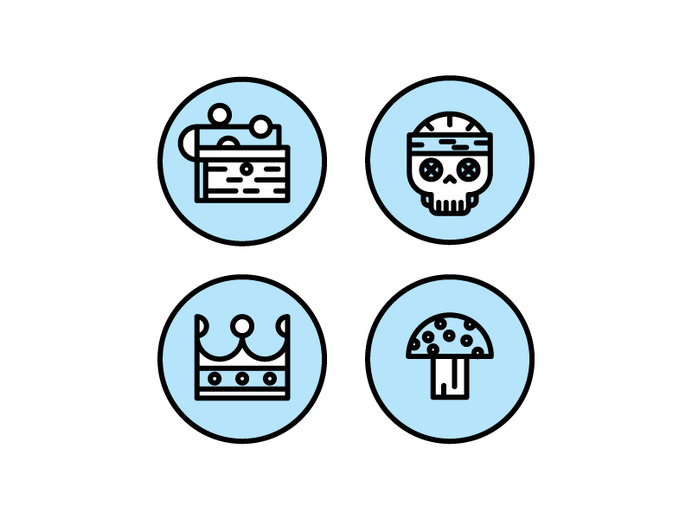 icon stuff #icon #sign #picto #symbol #outline