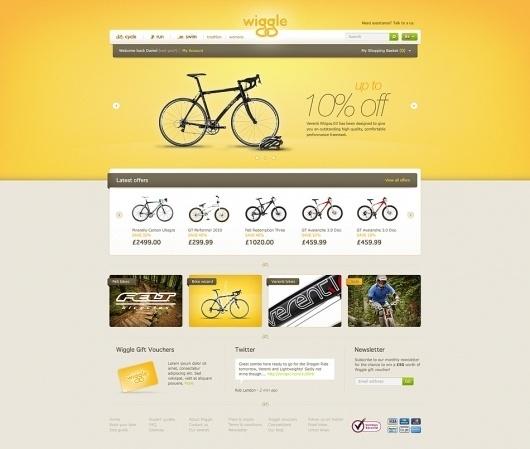 Corking Design • Daniel Cork #ecommerce #design #web