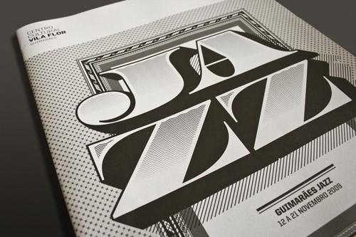 graphic design #jazz #graphic