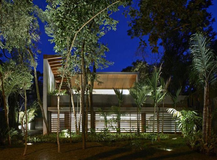Tropical Garden Residence in Brazil - #decor, #interior, #homedecor, #architecture, #house