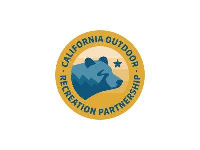California Outdoor Recreation Partnership (CORP) Logo