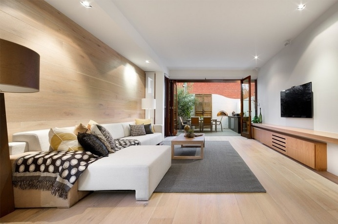 North Fitzroy House by Mills Gorman Studio