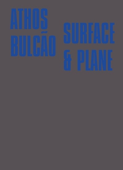Athos Bulcão: Surface and Plane: Image 1 (enlarged) #poster #typography