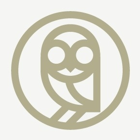 Surplus Design Studio » Owl (2) #icon #logo #mark #owl