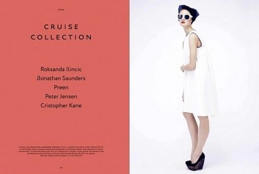 Журнал The Rose от UK Style, Buro 24/7 #collection #rose #cruise #fashion #magazine