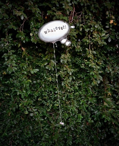 Index : David Torch #balloon #photography #green