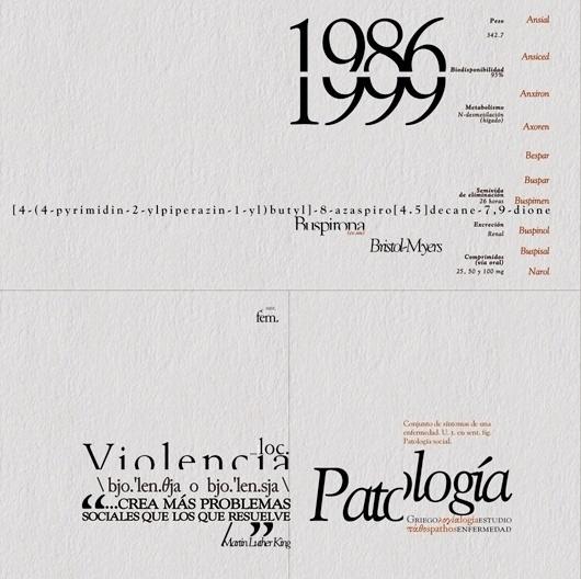 Typo dictionari by Diego Pinzon at Coroflot #diego #pinzon #dictionary #layout #typo #typography