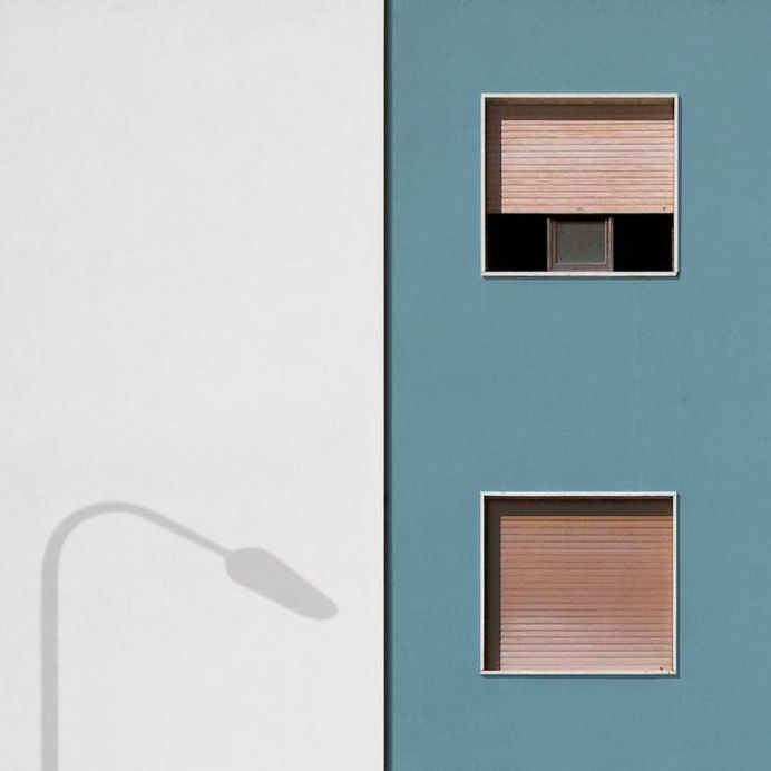 Colorful and Minimalist Architecture Photography by Stefano Cirillo