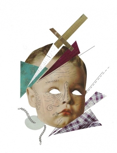 MIRADA LINDA #tomas #illustration #collage #salazar