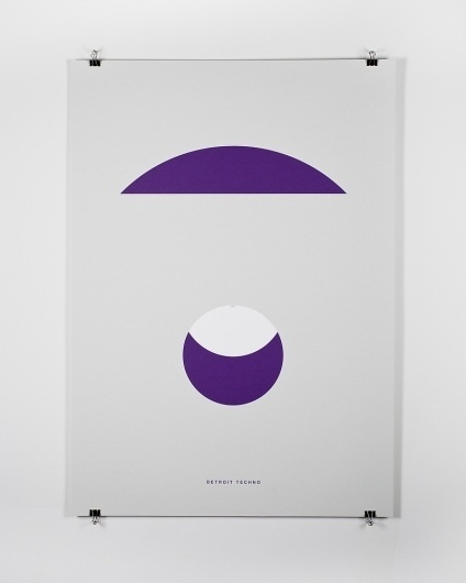 Edits by Edit — Toko —Detroit Techno #detroit #genre #techno #print #design #toko #edit #posters