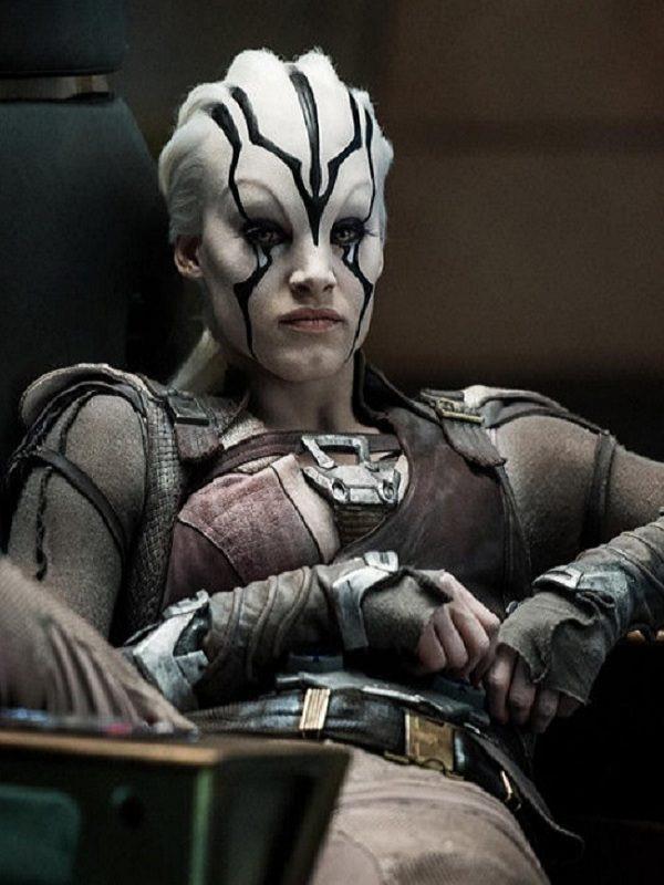 Sofia Boutella Star Trek Beyond Jaylah Cosplay Vest