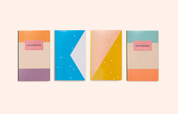 Notebooks and Daily Planners // Julia Kostreva #notebook