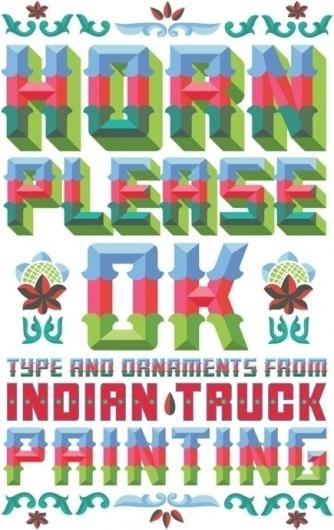 antonhorn2.jpg (435×690) #india #typography