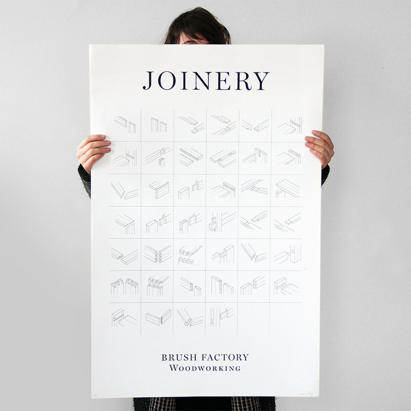 Joinery Poster #information #poster