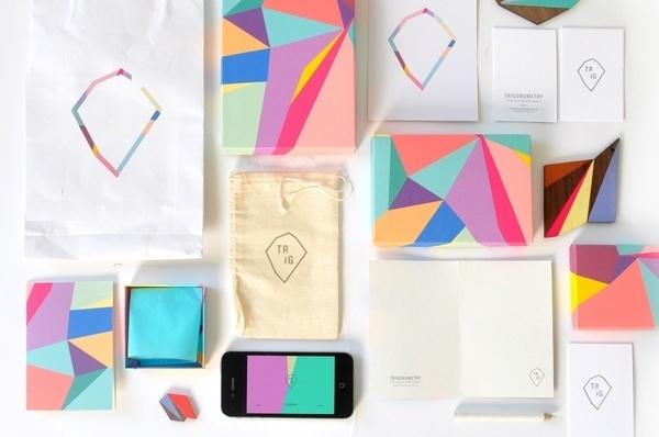 Good design makes me happy: Project Love: Trig #colour