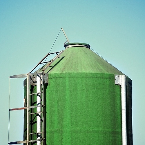 All sizes | silo | Flickr - Photo Sharing! #architecture #rural #silo #arquitectura