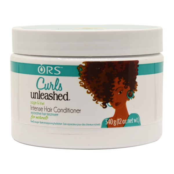 Ors Curls Unleashed Intense Hair Conditioner
