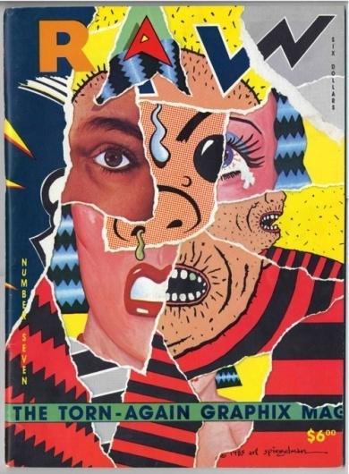 AEROBICS - whatinmind: RAW magazine #cover #raw #magazine