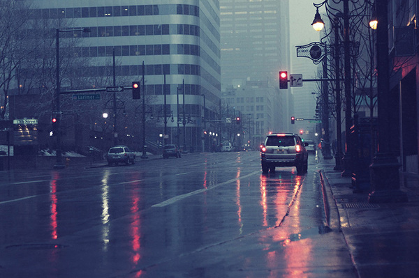 Brandt Campbell #rain