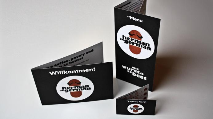 Herman Ze German Launch campaign