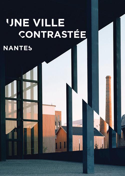 Workshop Nantes on Behance #layout