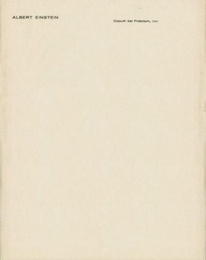 Google Reader (1000+) #einstein #letterhead #albert
