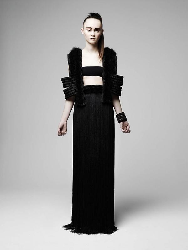 Eleanor Amoroso's A/W 2012-13 collection #fashion