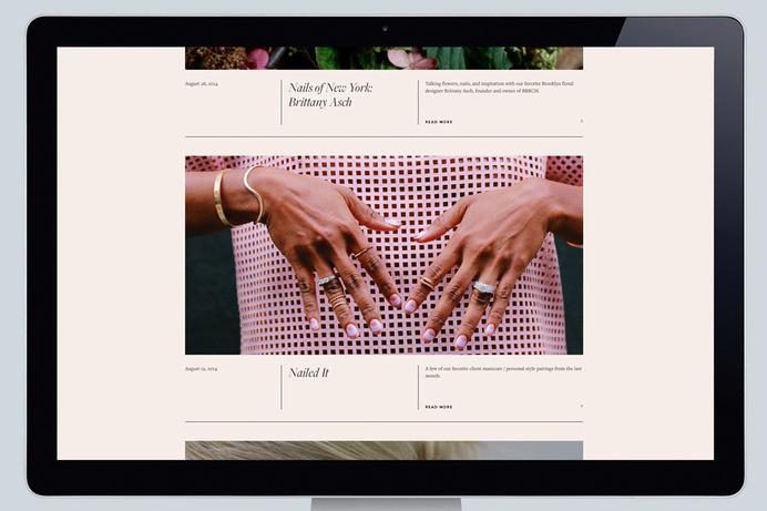 Lotta Nieminen | Paintbox #website #interactive #typography