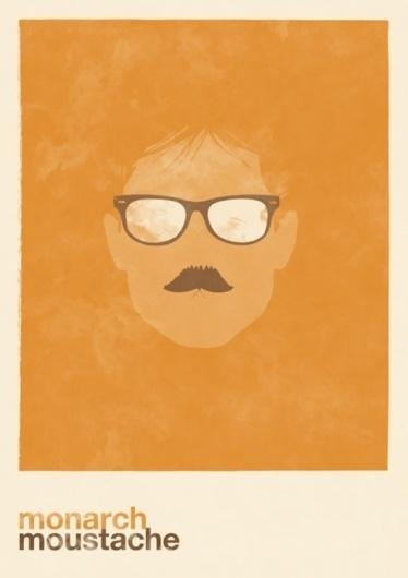 Hans Georg Kettler #monarch #screen #poster #silk #moustache