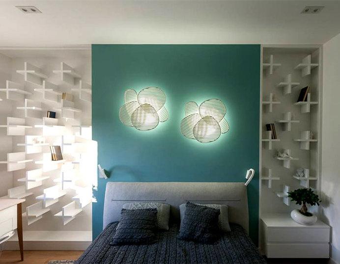 Comfortable Urban Home by SVOYA Studio comfortable urban home svoya studio 7 #interior #bedroom #decor #design