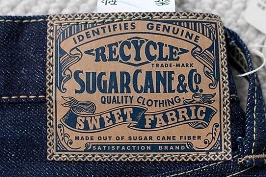 Sugar Cane Recycled Sweet Denim Selectism - Sugar Cane Recycled Sweet Denim – Selectism.com #logo #denim #label