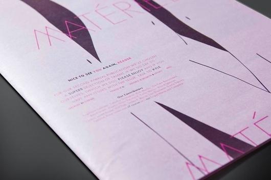 kyle poff - Krop Creative Database #print #editorial #magazine