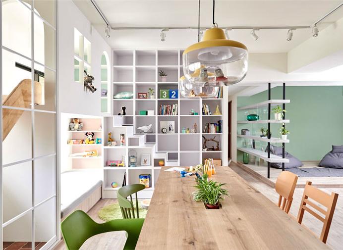 Family Playground – Interior Renovation by HAO Design - #decor, #interior, #homedecor,