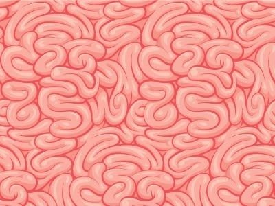 Brain-patterns #pattern #brain #illustration #braaaaaains #brains