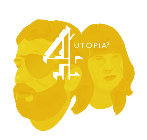 Episode 4 of Utopia is coming. #utopia #jamesp0p #oconnell #james #illustration #anonymousmag
