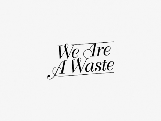SUPERSUPER. #a #various #we #waste #are #2010 #logotypes #2006